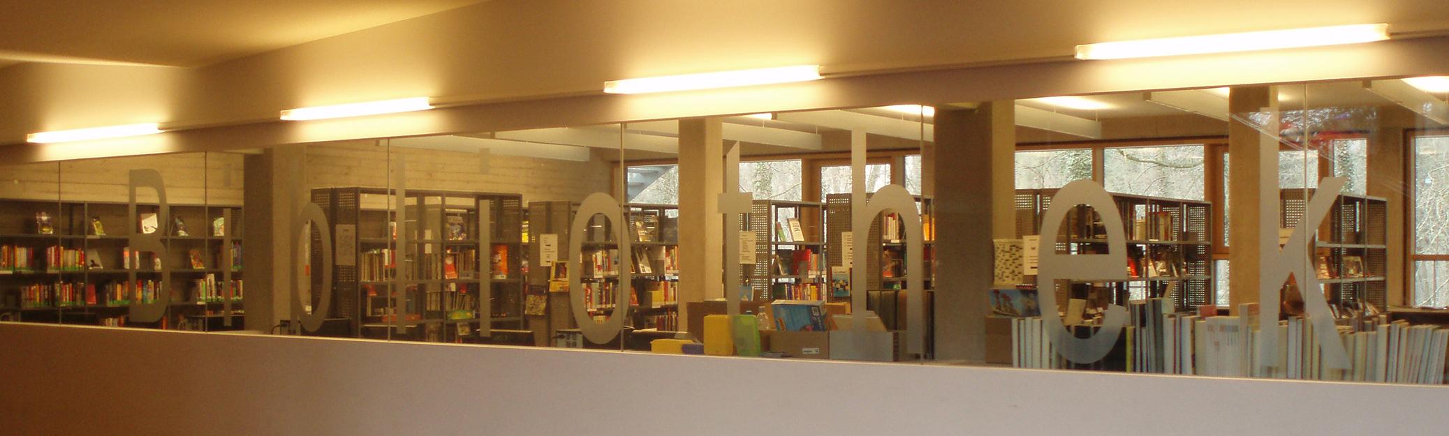 Zweigstellen Stadtbucherei Tubingen