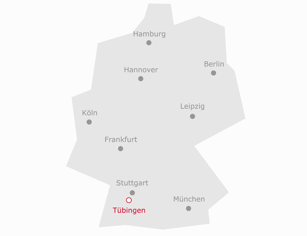 where is tbingen located